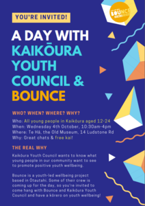 Youth Wellbeing Fun day