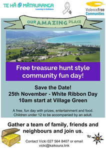 Our Amazing Place - Community Fun Day