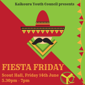 14 June Fiesta Friday!